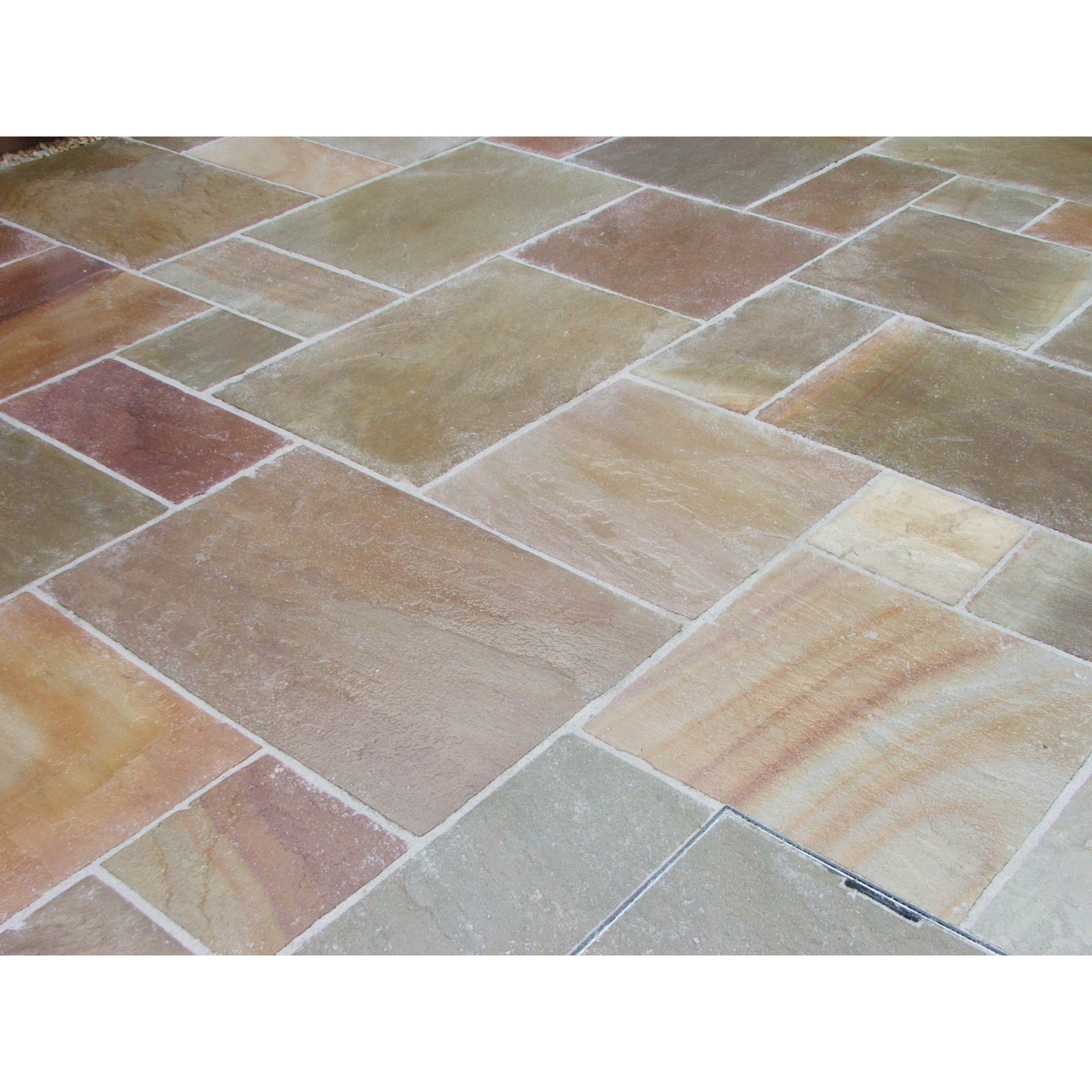 Sandstone / Natural Stone Sealer   U0027Colour Enhancedu0027 Finish