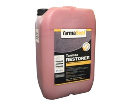 Tarmac Restorer - RED (Available in 5 & 20 Litres)