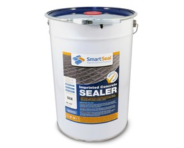 Imprinted Concrete Sealer - Silk/ Wet Look (Sample, 5 & 25 litre) - BEST SELLER - High Quality, Durable Concrete Sealer
