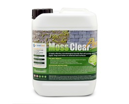 Moss Clear PRO - A Professional Grade Moss Remover for Roofs, Patios & Driveways