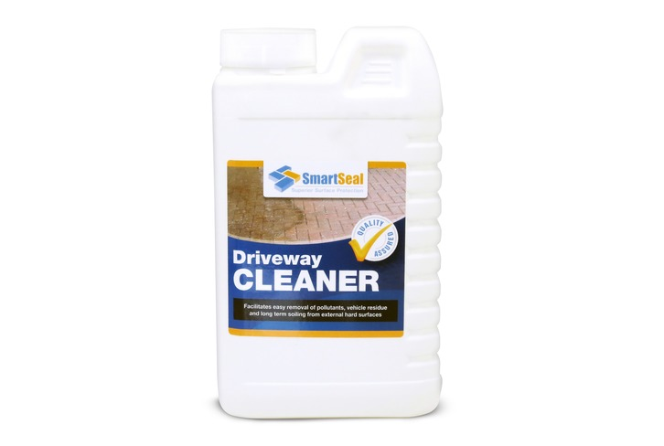 Driveway Cleaner for Block Paving, Natural Stone and Concrete