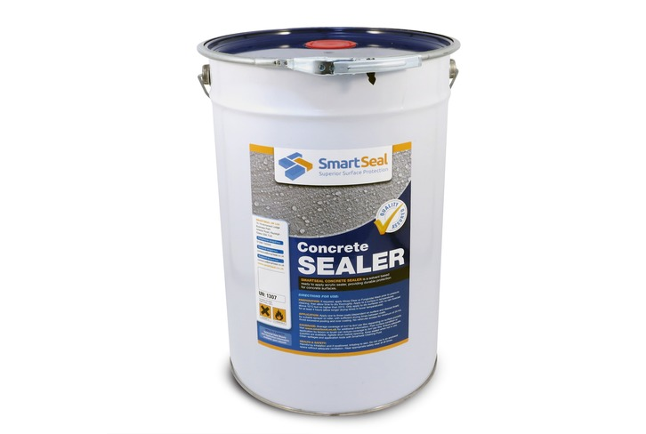 External Concrete Sealer for Driveways & Other Concrete Surfaces